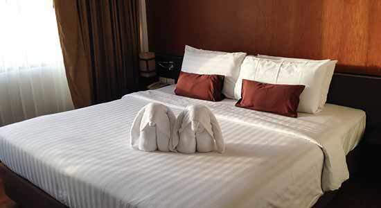 guest friendly hotels chiang mai hotel m